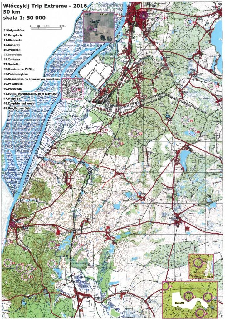 Mapa TP50, skan pobrany z Foto Wojtczak