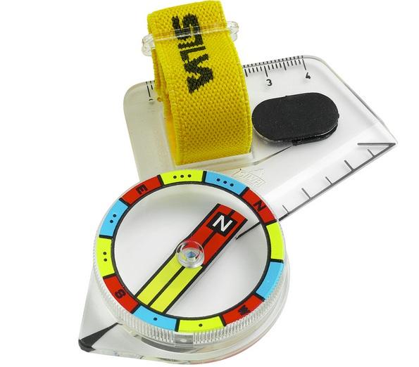 Profesjonalny kompas do biegu na orientację cechuje stabliność i szybkie ustawianie się igły