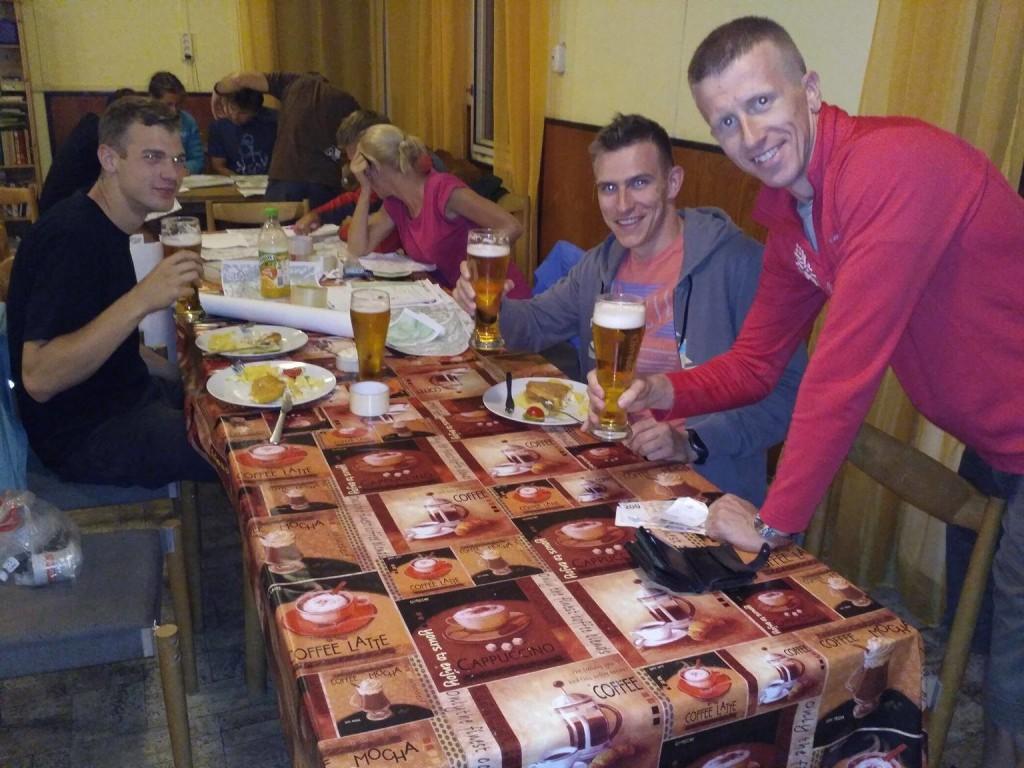 Smazeny syr - podstawa menu, gdy jest się w Czechach